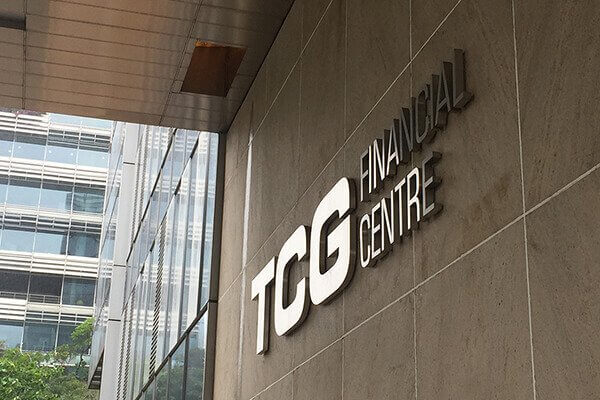 TCG Financial Center