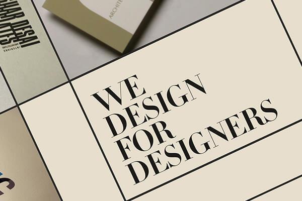 Design for Designers